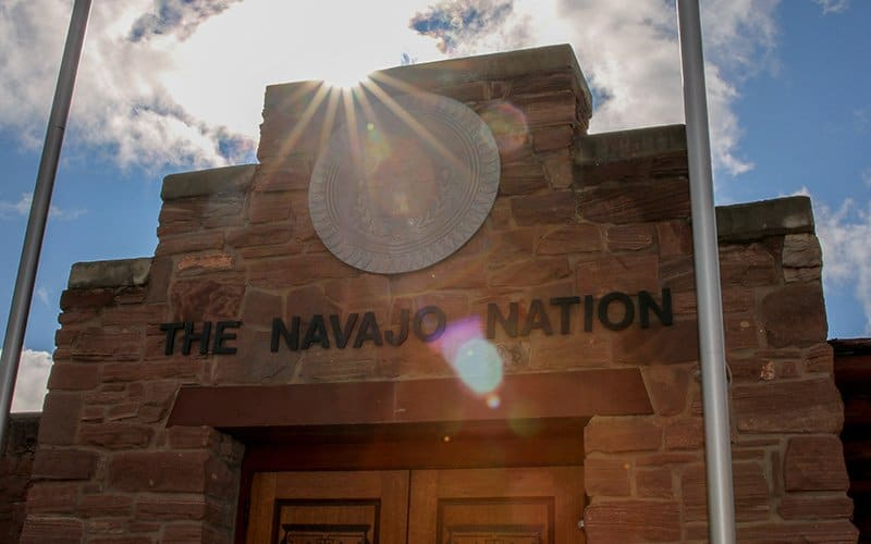 The Navaho Nation