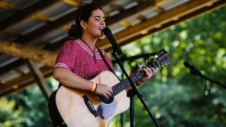 """Q&A: Talking Love Songs and the """"Grossly Misunderstood Paradise"""" of Appalachia with Singer-Songwriter Senora May"""