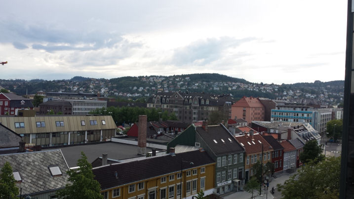 city of trondheim