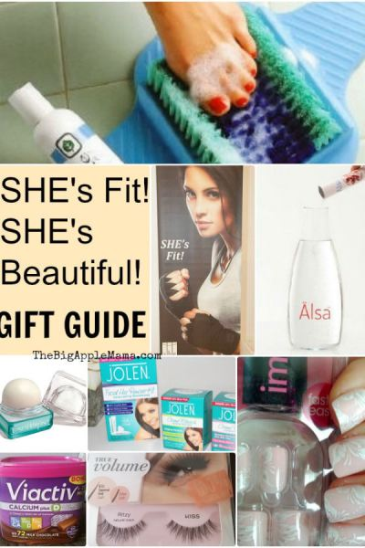 SHE's Beautiful- Mother's Day Gift Ideas