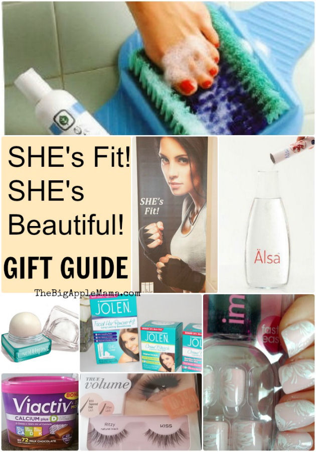 She's fit She's beautiful gift guide