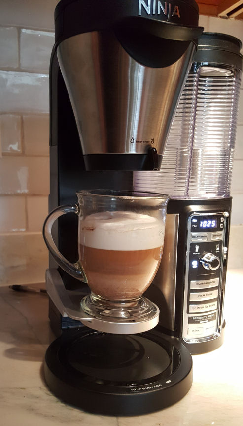 make an excellent cup of coffee at home
