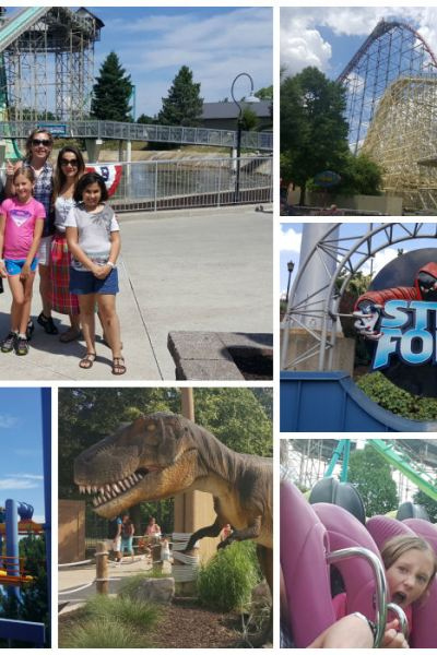 Awesome family time at Dorney Park – Great water rides, Thrill rides, Clean park