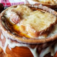 How to make Rich Gourmet French Onion Soup, Instant Pot or Stove top