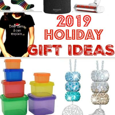 2019 Holiday gift guide - holiday gift ideas