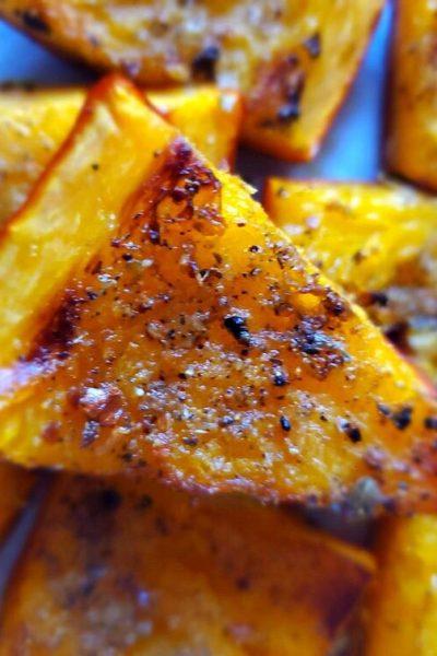 Easy Roasted Pumpkin Recipe