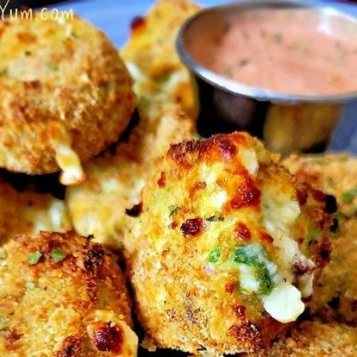 Air fryer Jalapeno Poppers Cheese balls recipe