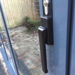 slim handle bifold doors