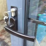main handle bifold doors