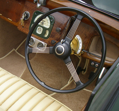 How to drive a Wilson Preselector  My Daimlers and