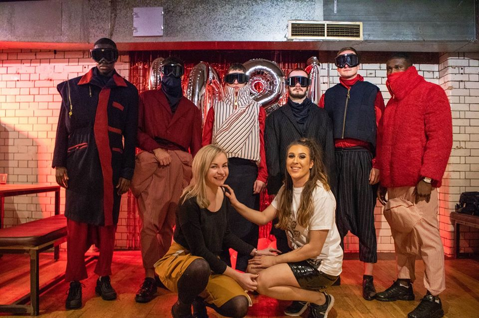 fashion event, launch event, kongs, cardiff, wales, emily perry
