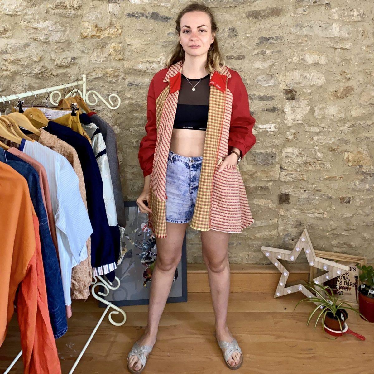 picnic coat craft model sale sustainable