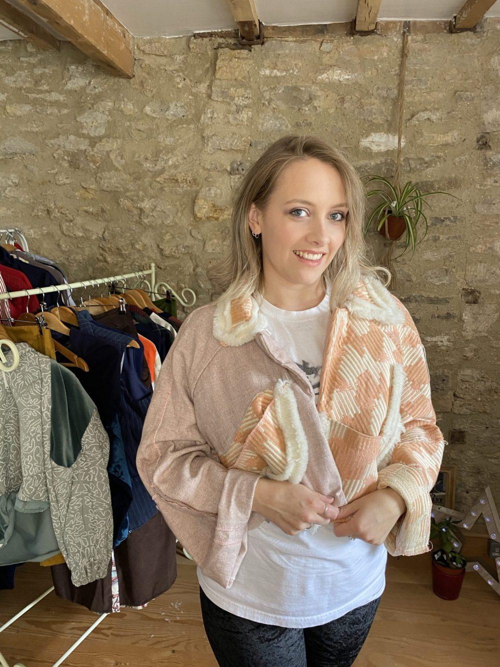 Amelia Earhart Jacket Sustainable Style
