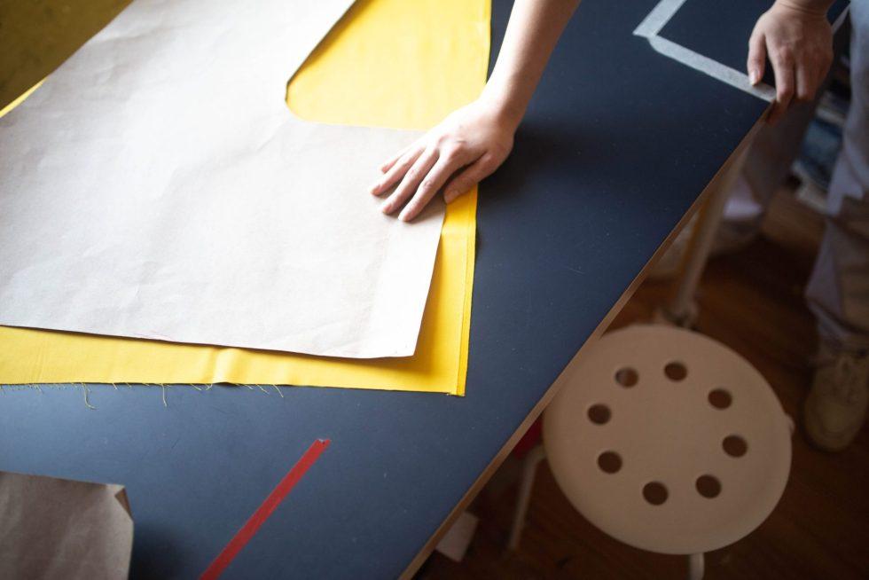 Zero Waste Handmade Clothing UK Deadstock Materials