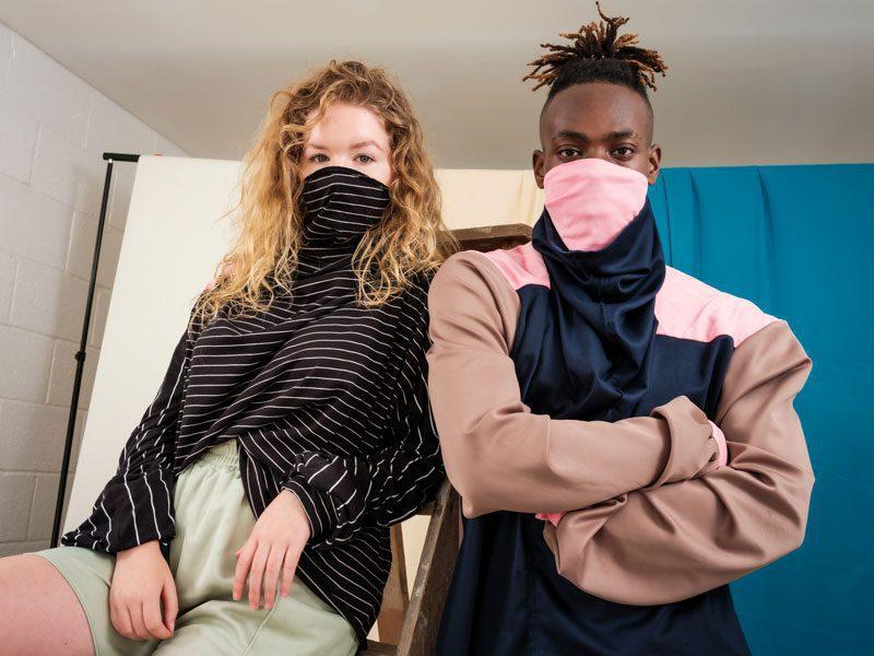 Unisex Quarantee unisex clothing gender fluid ethical fashion
