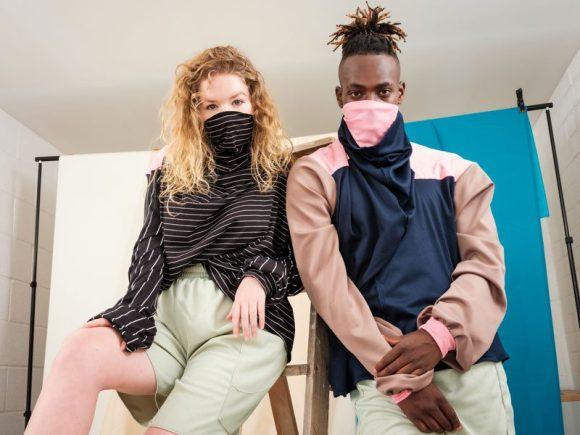 Deadstock and Zero Waste Unisex Quarantee Gender Fluid Fashion