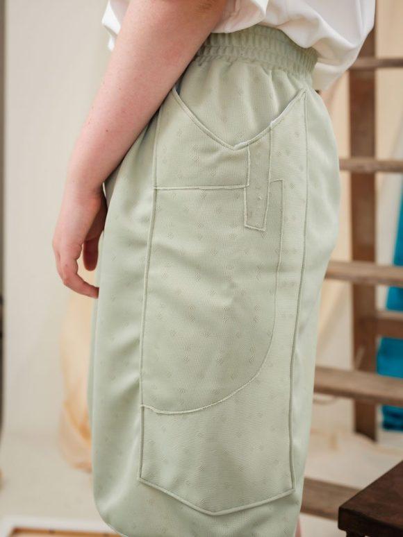 Boxing Shorts oversized long pockets