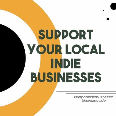 The indie guide local independent businesses
