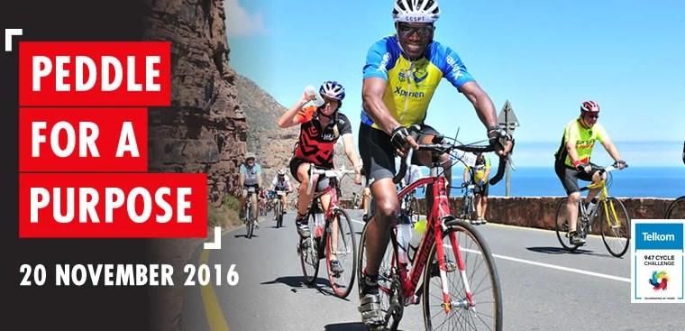 Telkom 947 Cycle Challenge – Dainfern