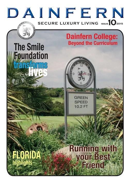 DAINFERN ESTATE MAGAZINE ISSUE 10 2015