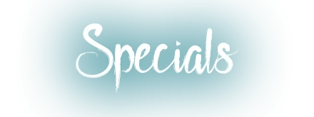 PANETTONE WEEKLY SPECIALS