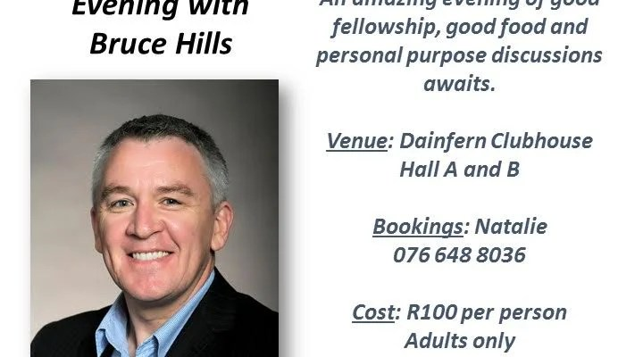 DAINFERN FELLOWSHIP: INVITATION