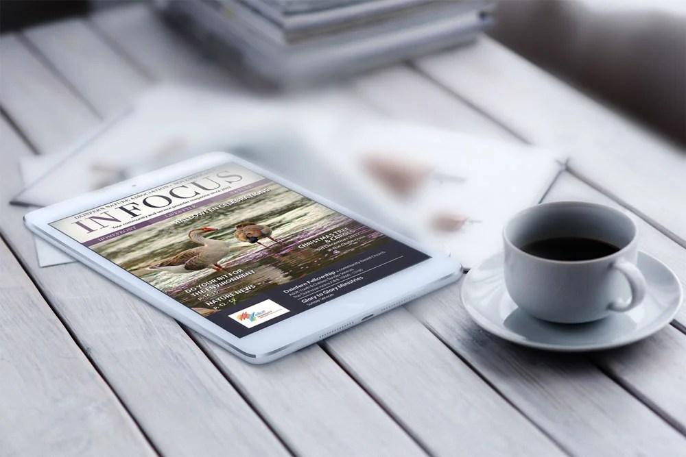 Infocus your community magazine – Dainfern Nature Association November 2017