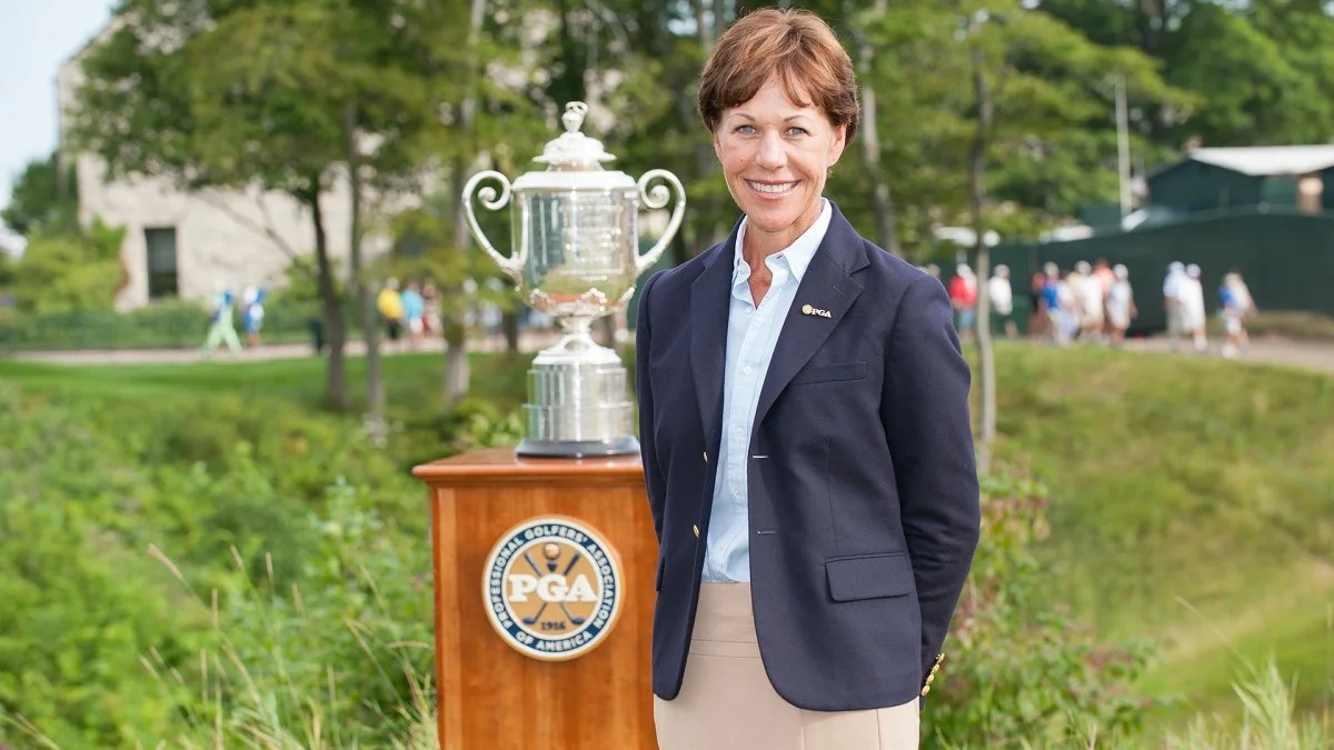 Suzy Whaley and Inspiring Women's Golf
