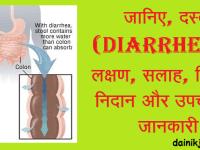 दस्त (Diarrhea)