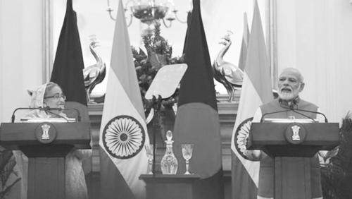 প্রধানমন্ত্রীর ভারত সফর : প্রত্যাশা ও প্রাপ্তি