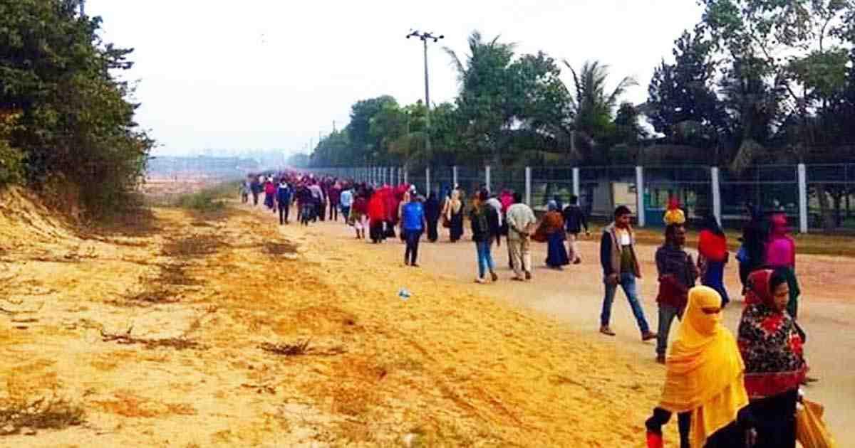 করোনাভাইরাস : কেইপিজেডে এক সপ্তাহের ছুটি ঘোষণা