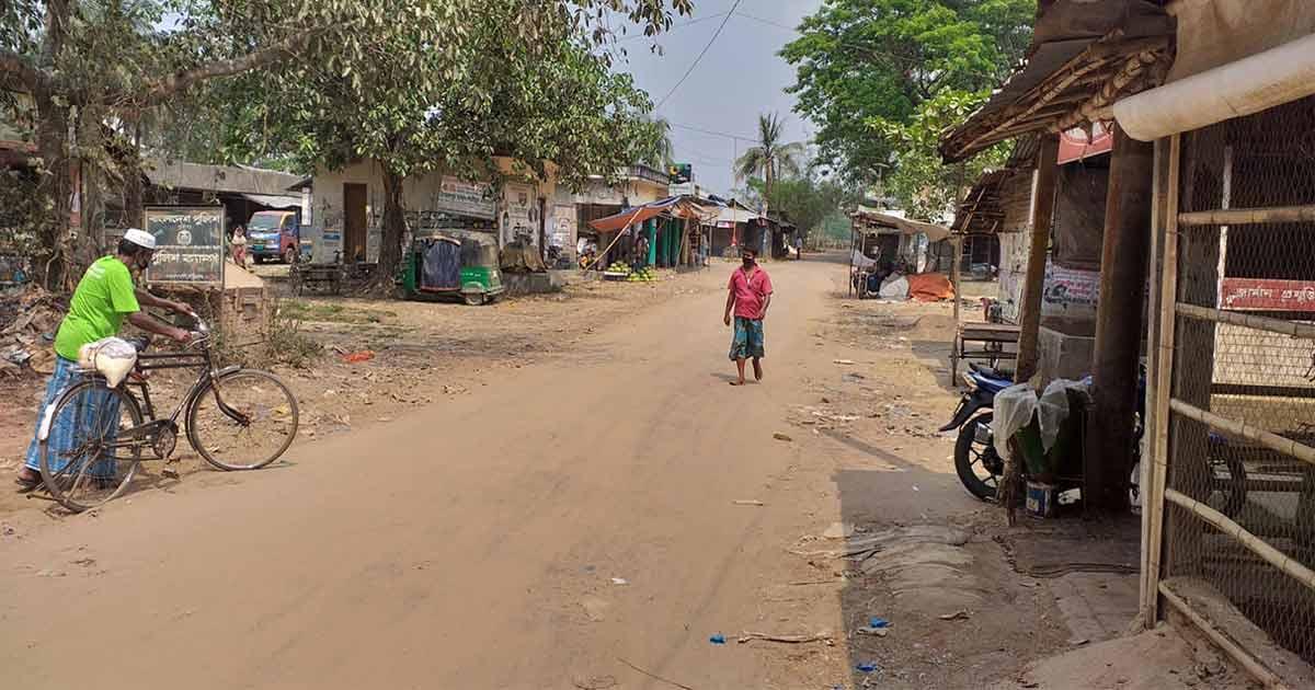 বোয়ালখালীতে এক ব্যক্তির নমুনা সংগ্রহ