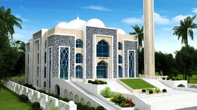 ভোলায় ১'শ ৪ কোটি টাকা ব্যয়ে ৮টি মডেল মসজিদ নির্মিত হচ্ছে