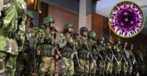 বৃহস্পতিবার থেকে কঠোর হচ্ছে সেনাবাহিনী