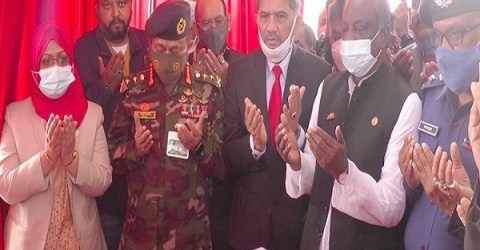 'দেশের প্রয়োজনে আগামীতেও সেনাবাহিনী মানুষের পাশে থাকবে'