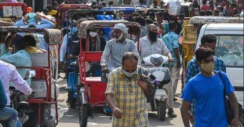 করোনায় ভারতে আবারও বাড়ল মৃত্যু-আক্রান্ত