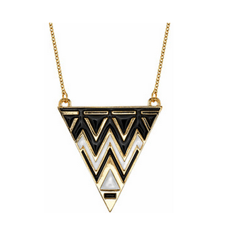 Retro Tribal Necklace