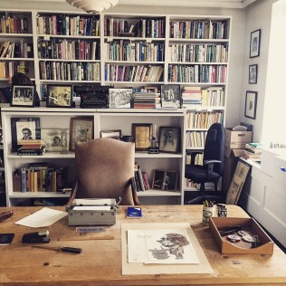 Mordecai Richler Reading Room, Concordia University