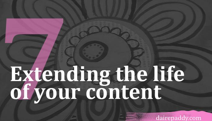 content calendar coursemap 7