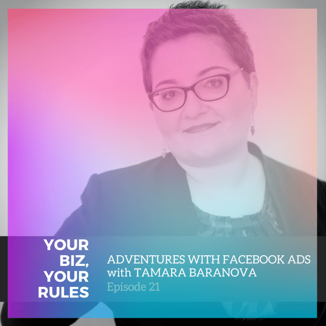 ep21 facebook ads with tamara baranova