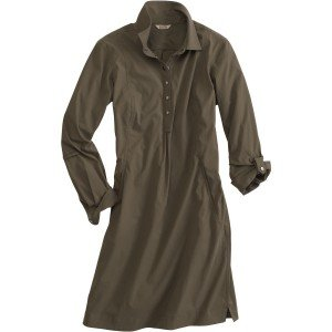 Duluth Trading Company Rip Stop Dress
