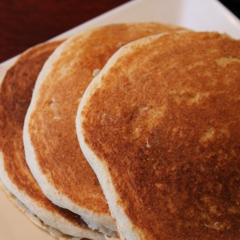 Egg Free Dairy Free Pancakes