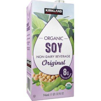 kirkland soy milk