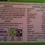 Humzinger Ingredients