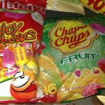 Chupa Chups Fruit and Juicy Chews