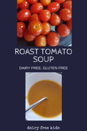 hearty roast tomato soup