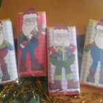 Santa Wrappers