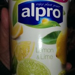 Alpro Lemon and Lime
