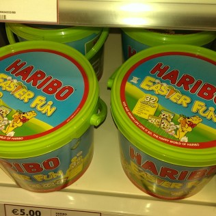 Haribo Easter Fun Tubs