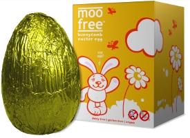 Moo Free Bunnycomb Easter Egg Image: Moo Free